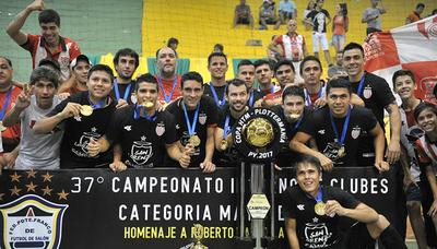San Lorenzo es campeón del Torneo franqueño
