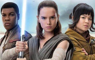 Star Wars: The Last Jedi logra USD 220 millones en EEUU
