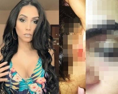 Supuesta agresión de Jazmín Mernes a una joven