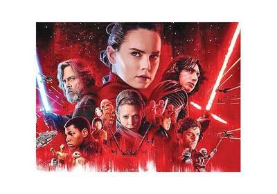 Star Wars    logra USD 220 millones en su primer fin de semana en Estados Unidos