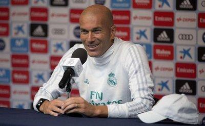 Zidane, especialista en el clásico