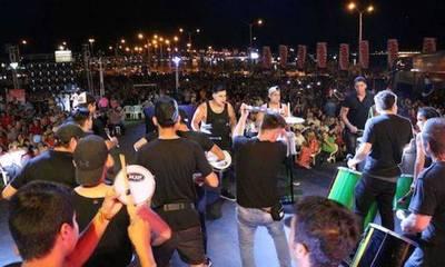 Con una gran fiesta presentaron la edición 2018 del Carnaval Encarnaceno