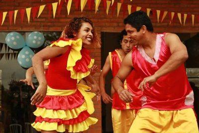 San Baltazar será homenajeado con música y danza