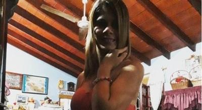 Liz Carolina Compartió La Primera Foto Luciendo Su Embarazo