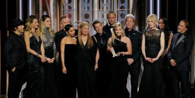 Celebridades de Hollywood protestan contra el acoso en los Globos de Oro