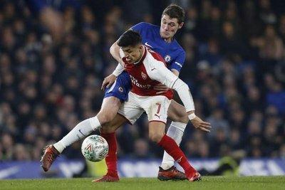 El Chelsea y Arsenal empatan sin goles