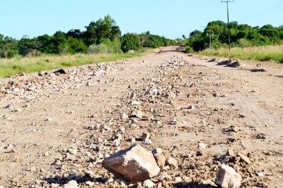 Pésimo estado de pavimento frena a los turistas en el sur de Ñeembucú