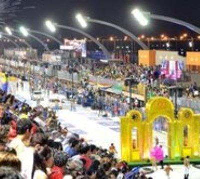 Este fin de semana arranca el Carnaval Encarnaceno