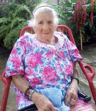 Partera de Quyquyhó cumple hoy 106 años