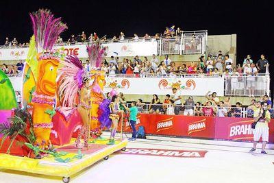 Carnaval Encarnaceno: suspendido debido a las fuertes lluvias