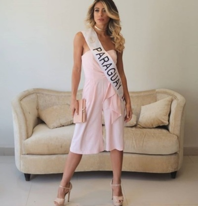 "Jessica Torres Instalada En Egipto Para El ""Miss Intercontinental"""