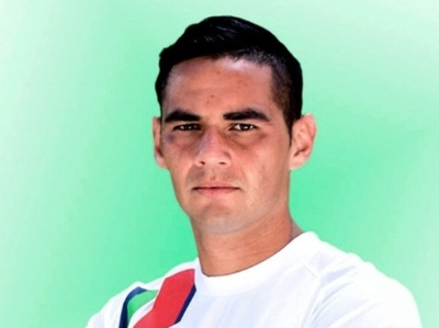 Marcos Acosta, cuarto refuerzo del Ciclón