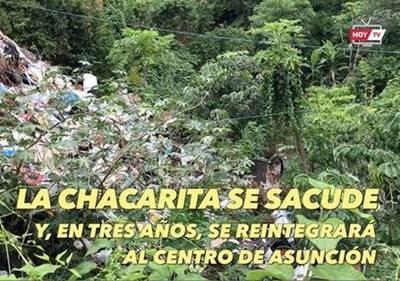 La Chacarita se sacude y, en tres años, se reintegrará al centro de Asunción