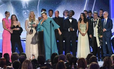 """""""Three Billboards"""" domina los premios del Sindicato de Actores"""
