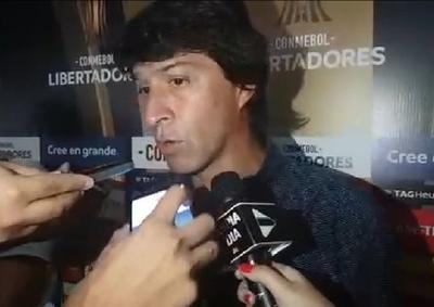 """Garnero: """"El ritmo se obtiene jugando"""""""