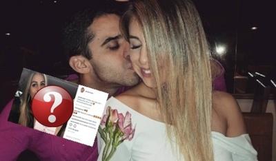 Jessica Torres Llegó A Paraguay Y Fue Recibida Con Un Romántico Gesto De Su Novio