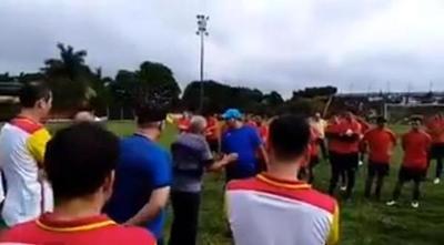 Presentaron dos DT's para Sport Colombia