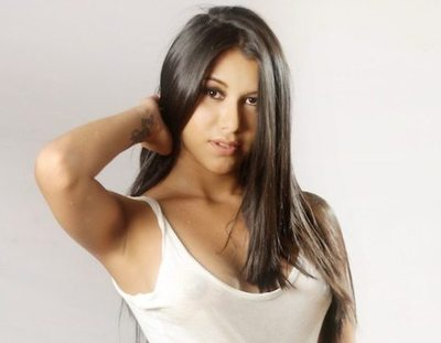 Leila Araceli, una lolita que desea llegar lejos