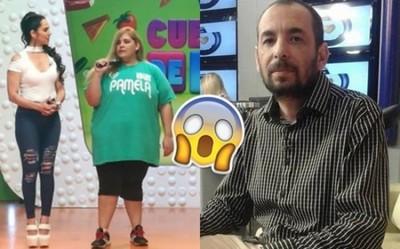 Pamelita Regresó A Cuestión De Peso Y ésto Opinó El Organizador De Miss Gordita