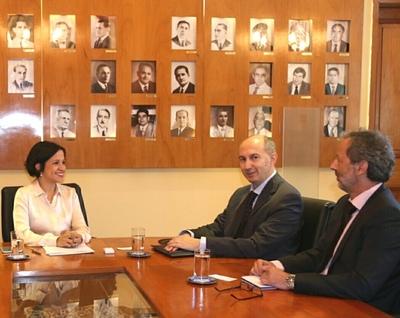 Embajador de Unión Europea destaca estabilidad macroeconómica del país