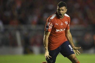 Independiente recibe a Gremio por la Recopa