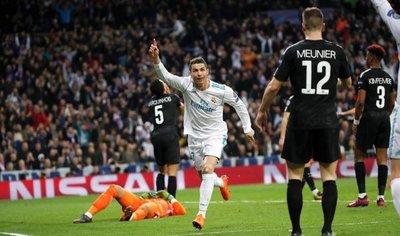 Real Madrid saca el gen del campeón ante el París Saint Germain