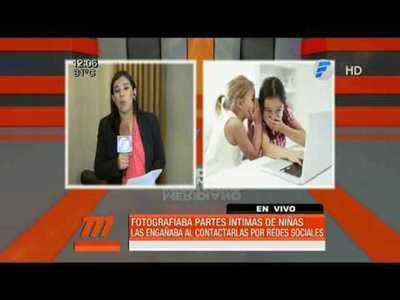 Denuncia de abuso sexual a niña de 12 años