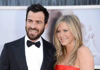 Jennifer Aniston confirma su ruptura con Justin Theroux