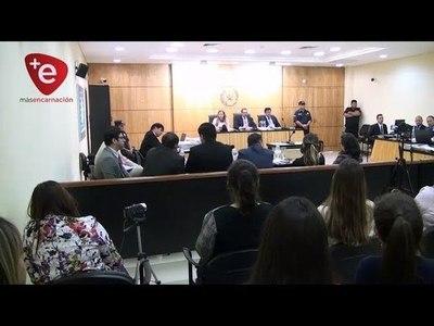 CASO ALEX VILLAMAYOR: PROSIGUIO JUICIO ORAL EN CONTRA DE LOS ACUSADOS