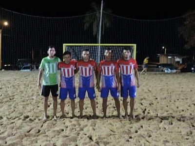 Interligas Playa: Esta noche se define el título