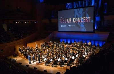 Los Óscar calientan motores con concierto homenaje a bandas sonoras nominadas