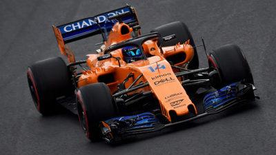 """Fórmula 1: Los grandes haciendo test con las nuevas """"máquinas"""""""