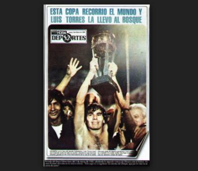 38 años de la estrella más brillante del fútbol paraguayo