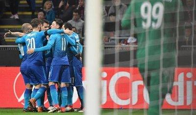 Atlético y Arsenal encarrilan pase a cuartos que se complica para Dortmund