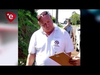 FUNCIONARIO FISCAL CAE CON MAS DE 400 KILOS DE MARIHUANA