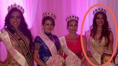 ¡Paraguaya se volvió Reina de las Américas!