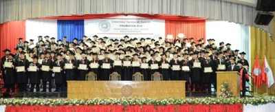 FIUNA entrega al país 145 nuevos ingenieros
