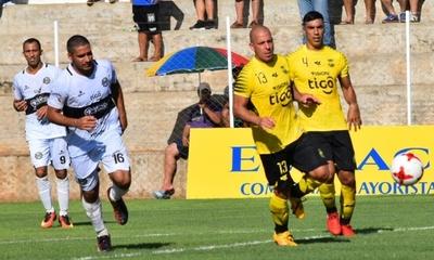 Deportivo Recoleta se adueña del partido en su visita al 24 de Setiembre