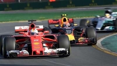 Fórmula 1: El Gran Premio de Australia será la atracción de 2018