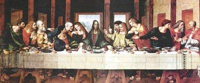"""La última cena: """"Los amó hasta el extremo"""""""