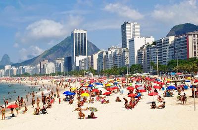 Brasil es el destino más buscado por paraguayos en Semana Santa