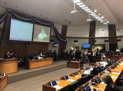 Senado pide informe sobre uso del Fonacide para cuestionada adjudicación