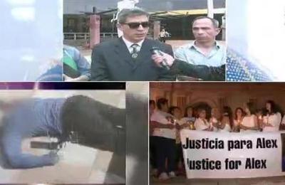 Sentencia por el crimen de Alex Villamayor