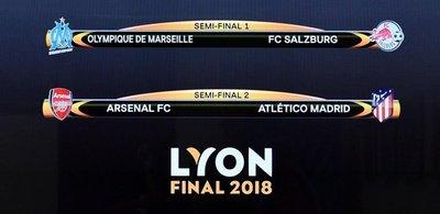 Final anticipada en Europa League