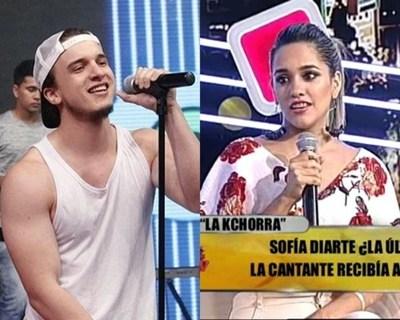 """""""Ex Kchorra"""" fue abordada sobre su supuesto romance con Miguelito Quintana"""