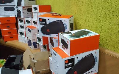 Fiscalía desbarató red de falsificación y decomisó productos por US$ 500.000