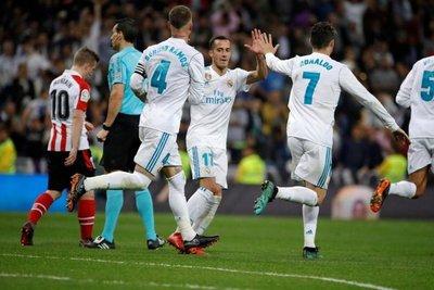 Cristiano Ronaldo rescata al Real Madrid