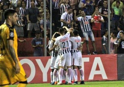 AUDIO: Libertad 2-1 Peñarol