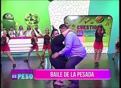 """""""Cuestión de Peso"""" estrenó """"Baile de la Pesada"""""""
