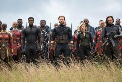 """Avengers: Infinity War"" llega a los cines"